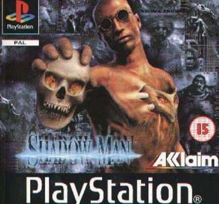 Echanger le jeu Shadowman  sur PS1