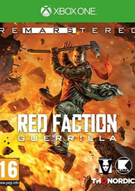 Echanger le jeu Red Faction Guerrilla Re-Mars-tered sur Xbox One