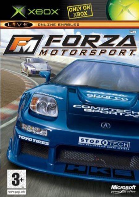 Echanger le jeu Forza Motorsport sur XBOX