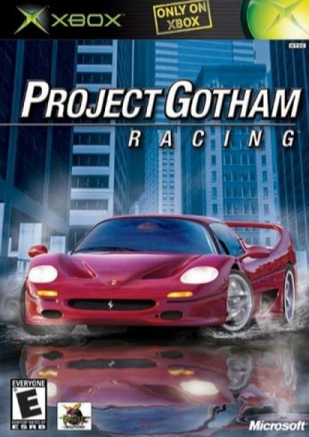 Echanger le jeu Project Gotham Racing sur XBOX