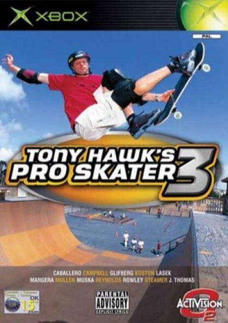 Echanger le jeu Tony Hawk's Pro Skater 3  sur XBOX