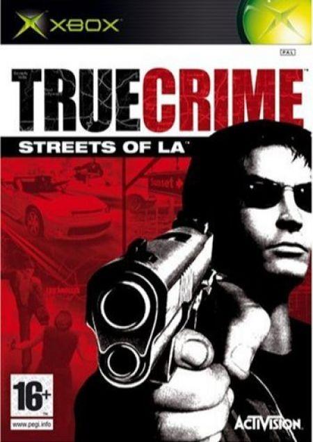 Echanger le jeu True Crime Street of LA sur XBOX