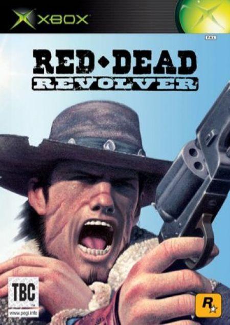 Echanger le jeu Red Dead Revolver  sur XBOX