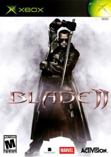 Echanger le jeu Blade 2 sur XBOX