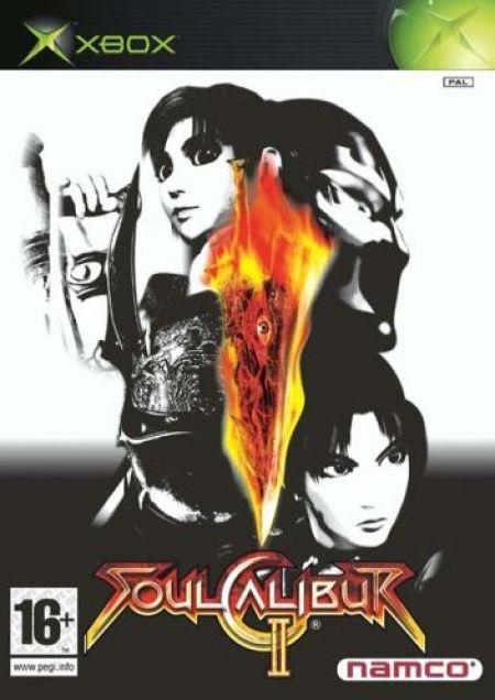 Echanger le jeu SoulCalibur II  sur XBOX