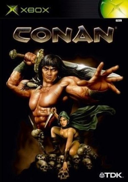 Echanger le jeu Conan sur XBOX
