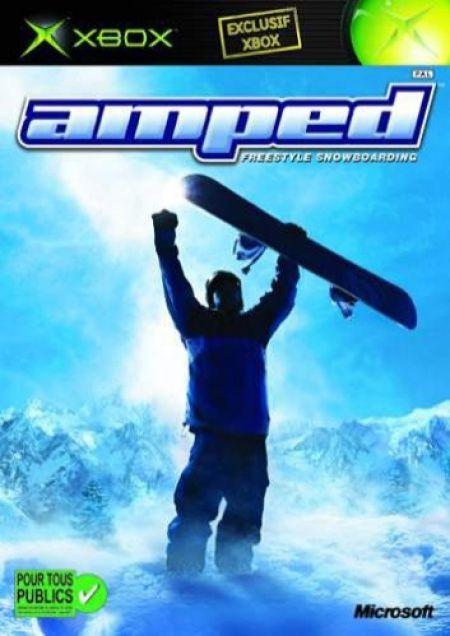 Echanger le jeu Amped : Freestyle Snowboarding sur XBOX
