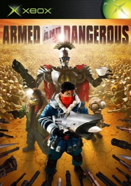 Echanger le jeu Armed and Dangerous sur XBOX