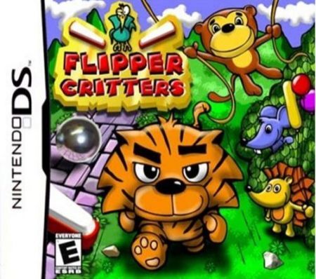 Echanger le jeu Flipper Critters sur Ds