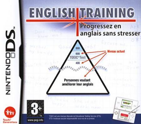 Echanger le jeu English Training : Progressez en anglais sans stresser sur Ds