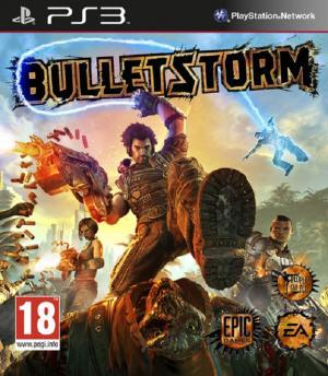 Echanger le jeu Bulletstorm sur PS3