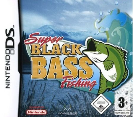 Echanger le jeu Super Black Bass Fishing  sur Ds