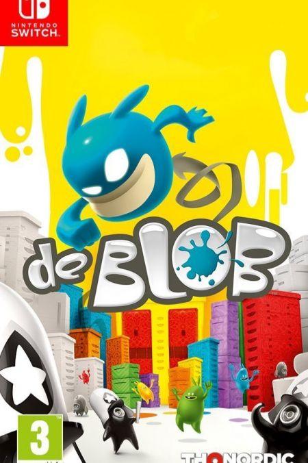 Echanger le jeu De Blob sur Switch
