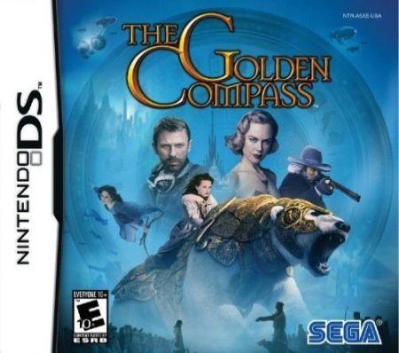 Echanger le jeu The Golden Compass sur Ds