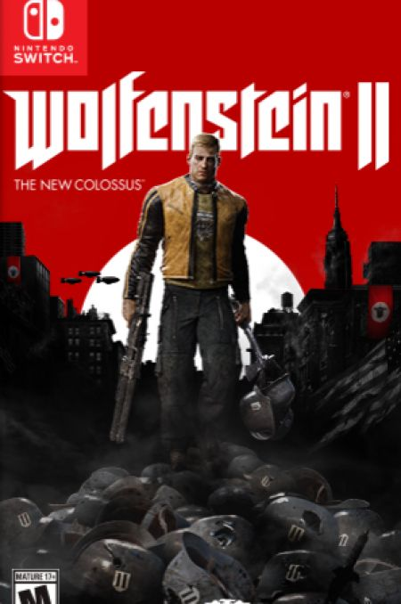 Echanger le jeu Wolfenstein II : The New Colossus sur Switch