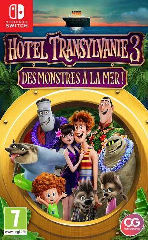 Echanger le jeu Hotel Transylvanie 3: Des Monstres a la Mer! sur Switch