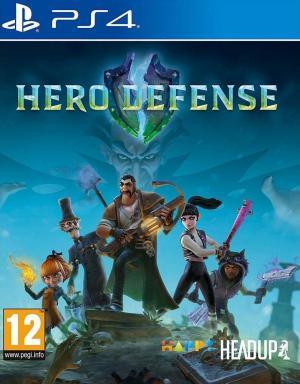 Echanger le jeu Hero Defense sur PS4
