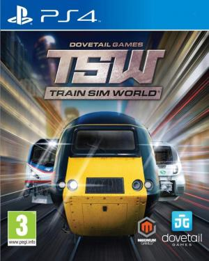 Echanger le jeu Train Sim World sur PS4