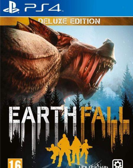 Echanger le jeu Earthfall - Deluxe Edition sur PS4