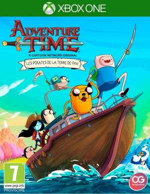 Echanger le jeu Adventure Time: Les Pirates de la Terre de Ooo sur Xbox One