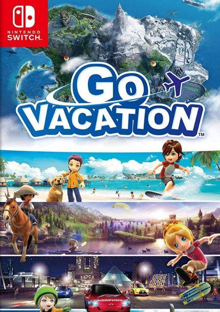 Echanger le jeu Go Vacation sur Switch