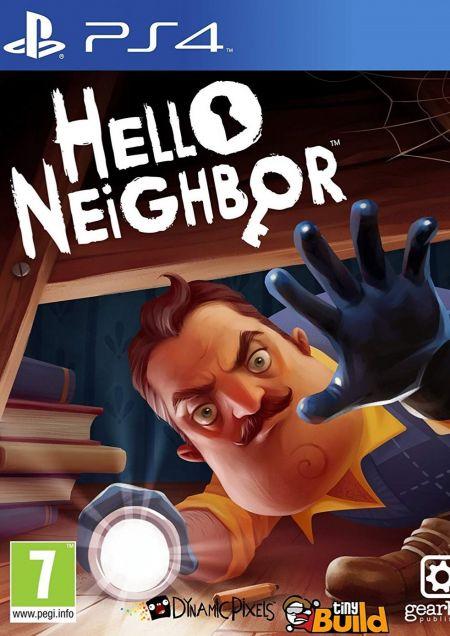 Echanger le jeu Hello Neighbor sur PS4