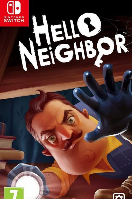 Echanger le jeu Hello Neighbor sur Switch