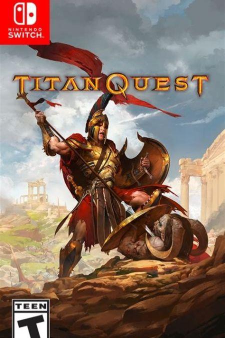 Echanger le jeu Titan Quest sur Switch