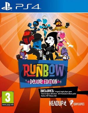 Echanger le jeu Runbow Deluxe Edition sur PS4