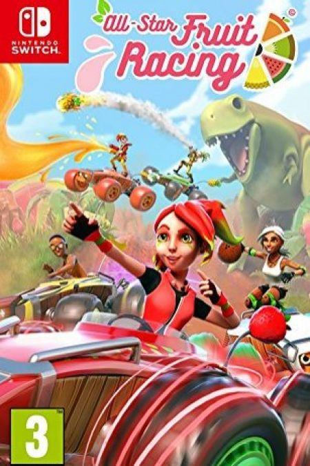 Echanger le jeu All-Star Fruit Racing sur Switch