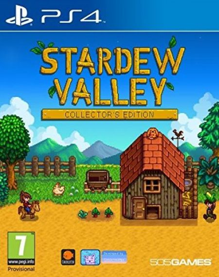 Echanger le jeu Stardew Valley Collector's Edition  sur PS4