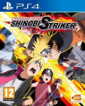 Echanger le jeu Naruto to Boruto Shinobi Striker sur PS4