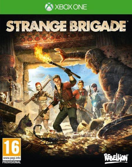 Echanger le jeu Strange Brigade sur Xbox One