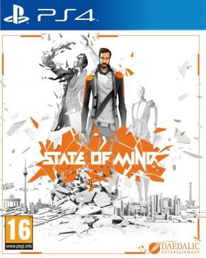 Echanger le jeu State of Mind sur PS4
