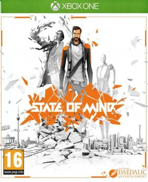 Echanger le jeu State of Mind sur Xbox One