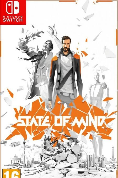 Echanger le jeu State of Mind sur Switch