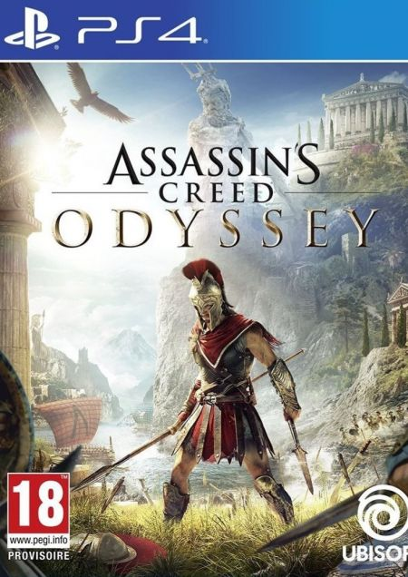 Echanger le jeu Assassin's Creed Odyssey sur PS4