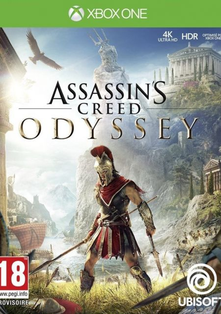 Echanger le jeu Assassin's Creed Odyssey sur Xbox One