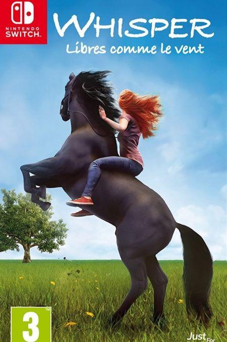 Echanger le jeu Whisper: Libres comme le vent sur Switch