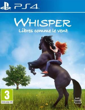 Echanger le jeu Whisper: Libres comme le vent sur PS4