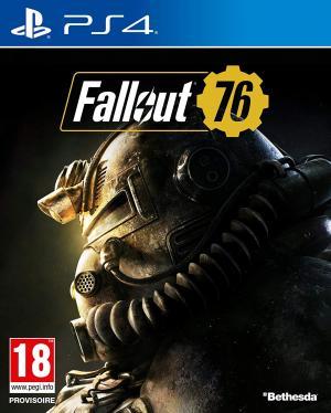 Echanger le jeu Fallout 76 sur PS4