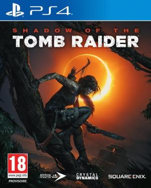 Echanger le jeu Shadow of The Tomb Raider sur PS4