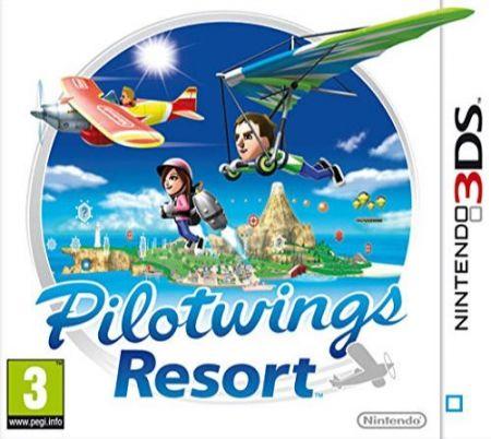 Echanger le jeu Pilotwings Resort sur 3DS