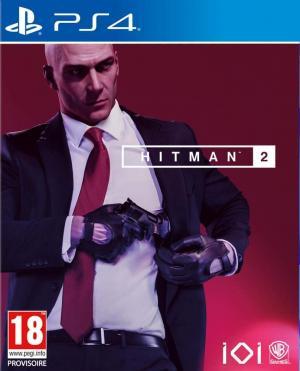 Echanger le jeu Hitman 2 sur PS4