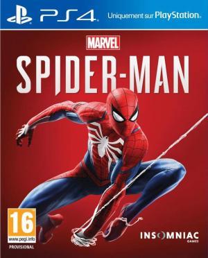 Echanger le jeu Marvel's Spider-Man sur PS4