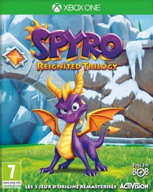 Echanger le jeu Spyro Reignited Trilogy sur Xbox One