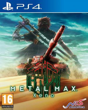 Echanger le jeu Metal Max Xeno sur PS4