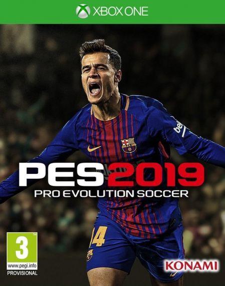 Echanger le jeu PES 2019 sur Xbox One