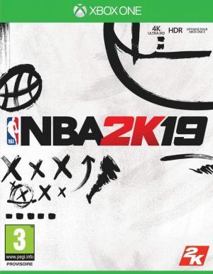 Echanger le jeu NBA 2K19 sur Xbox One