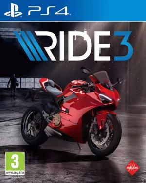 Echanger le jeu RIDE 3 sur PS4